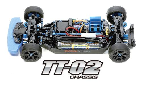 タミヤ パーツ TT02