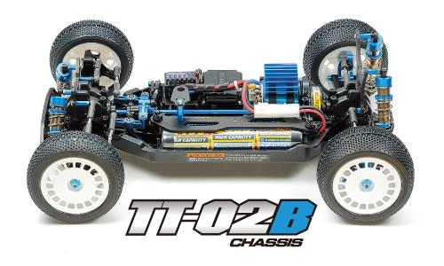 タミヤ パーツ TT02B