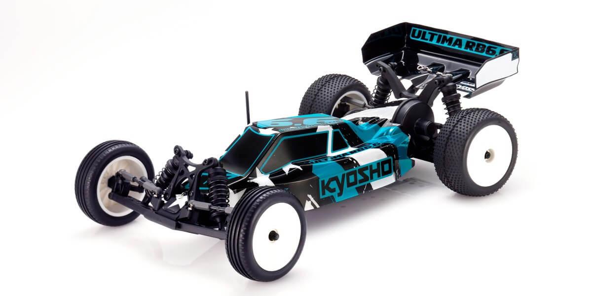 京商 1/10スケール 2WDレーシングバギー レディセット アルティマRB6.6 34310