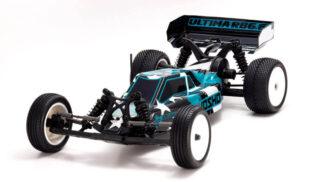 1/10スケール 電動ラジオコントロール 2WDレーシングバギー レディセット アルティマRB6.6