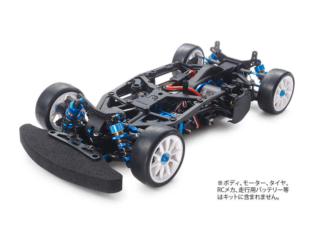 1/10RC TA07 R シャーシキット