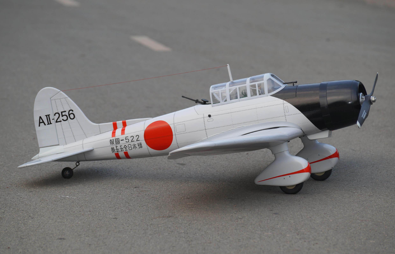 D3A1 Aichi 46 size EP-GP Gray version