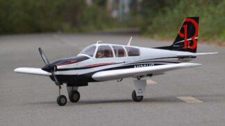 Beechcraft Bonanza 46 size EP-GP US version