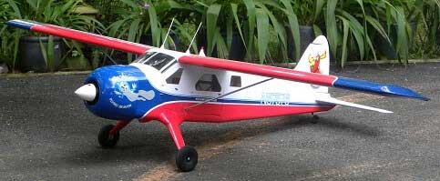 DHC-2 Beaver 30-40 cc size Kenmore Air ビーバー 両用機