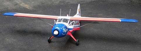 DHC-2 Beaver 30-40 cc size Kenmore Air ビーバー 両用機