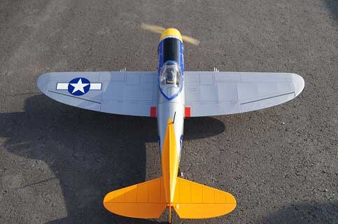 P-47D 20 size EP Tarheel Hal version タールヒル・ハル 両用機