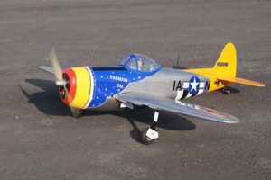 P-47D 20 size EP Tarheel Hal version