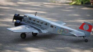 Junkers JU-52 Olympia version 20 size EP