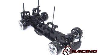 3RACING Sakura D4 1/10 ドリフトカー RWD スポーツエディション(ブラック)