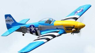 P-51D Obsession ムスタング 両用機