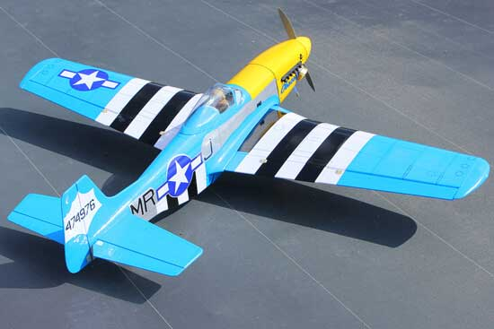 P-51D Obsession
