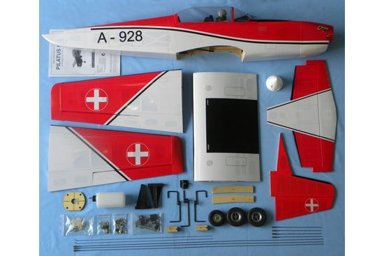 Pilatus PC-7 EP-GP 46 size ピラタス 両用機