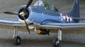 SBD-5 Dauntless 30cc size EP/GP