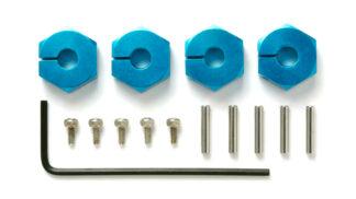 タミヤ OP.823 クランプ式アルミホイールハブ(5mm厚) 53823