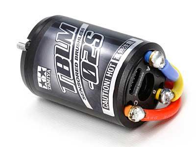 タミヤ OP.1612 タミヤ ブラシレスモーター 02 センサー付 15.5T 54612