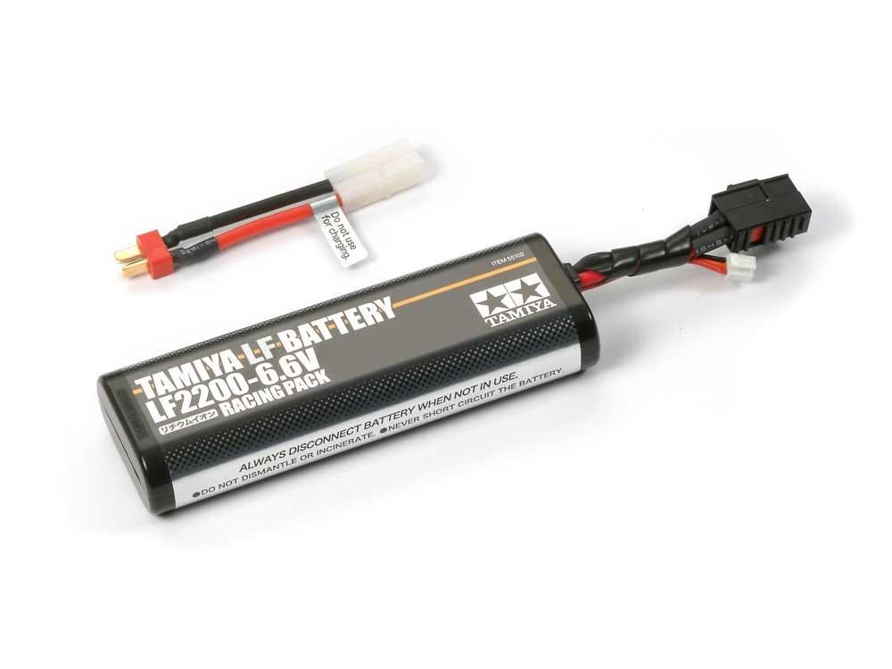 LF2200-6.6V レーシングパック