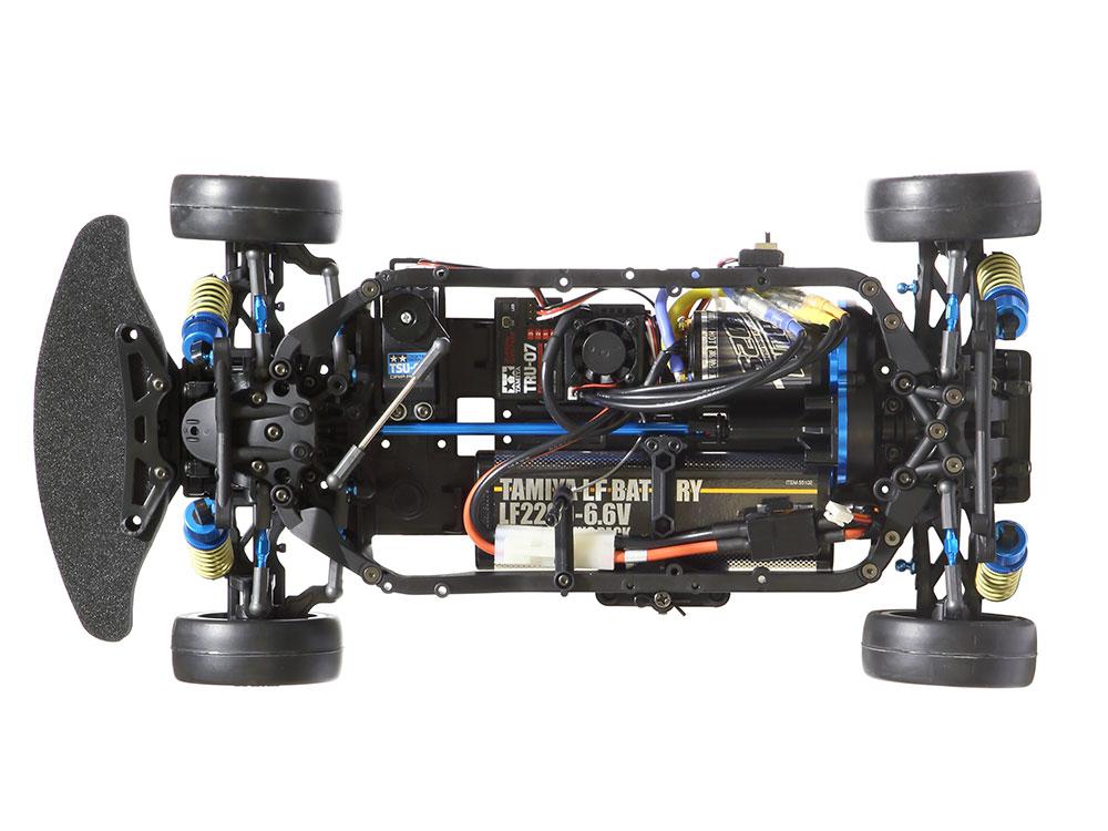 タミヤ 1/10RC TB-05 PRO シャーシキット 58658