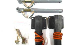 電動引込脚 ストラット付(SBD-5 Dauntless 30cc size EP/GP 用)