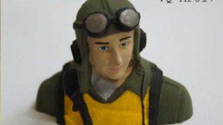 パイロット人形(SBD-Dauntless 46size )