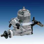 O.S.ENGINE MAX-15LA(Silver) 11532