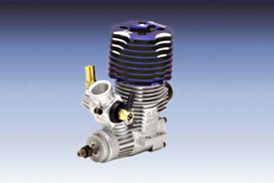 O.S.ENGINE MAX-12TG 12E 1/10クラス ツーリングカー・オフロード用エンジン 11382