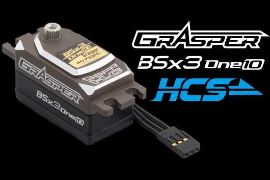 KO BSx3 One 10 Grasper 30214 サーボ