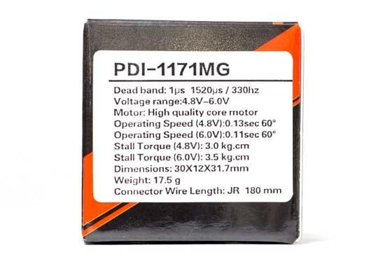 JXサーボ PDI-1171MG