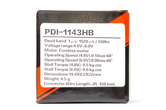JXサーボ PDI-1143HB