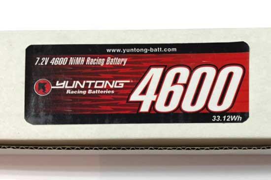 Yuntong NiMH 7.2V 4600mAh