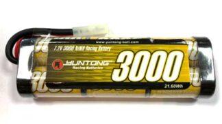 Yuntong NiMH 7.2V 3000mAh