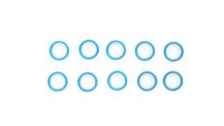 タミヤ 19804372 5x1.5mmスペーサー(青)(10個) 19804372