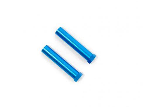 タミヤ 19804954 ステアリングポスト(青x2)  19804954