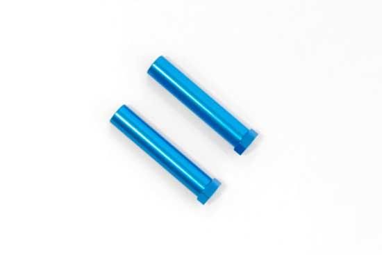 19804954 ステアリングポスト(青x2)
