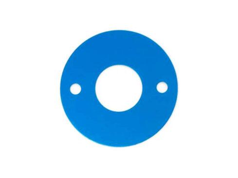 タミヤ AO-5051 アルミモータープレート ブルー 84293