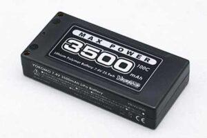 Lipo 3500mAh/7.4V 100Cバッテリー