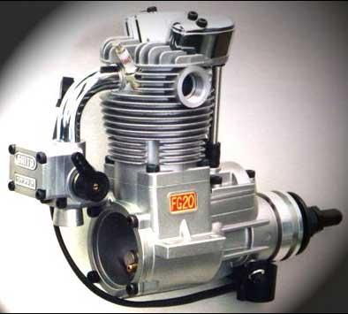 SAITO FG-20 (GASOLINE) saito-FG-20