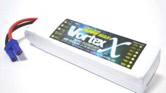 Li-Po バッテリー( Vortex X ) 18.5V 4500mAh 5S 25C