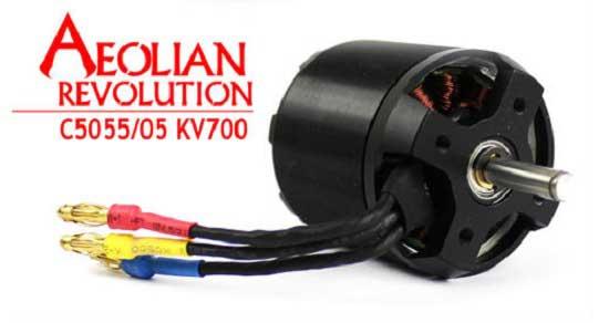 Aeolian C5055/05 KV700 RC03725