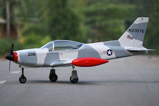 Siai Marchetti SF 260 - 60 size EP-GP USAF version