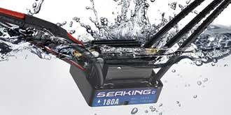 HOBBYWING SEAKING 120A-V3 BEC内蔵 5A/6V 30302360