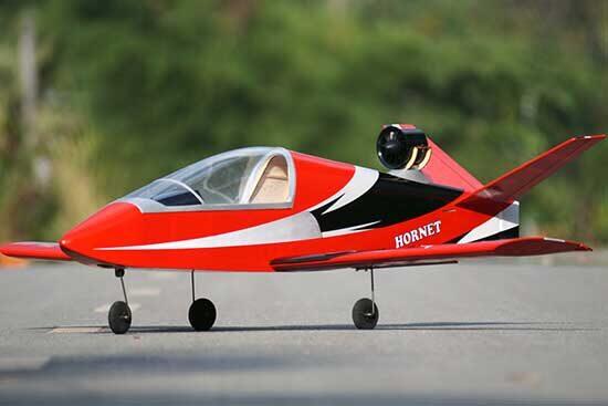 SONEX Hornet 1400wingspan EDF FMS製70mmEDF付