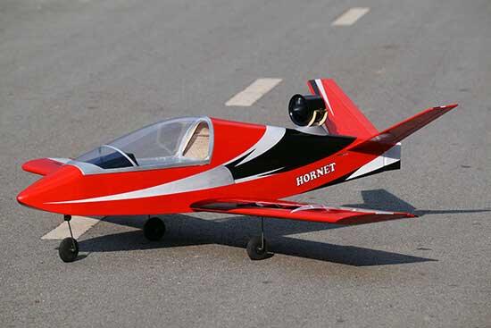 SONEX Hornet EDF FMS製70mmEDF付 ソネックス ホーネット ダクト機