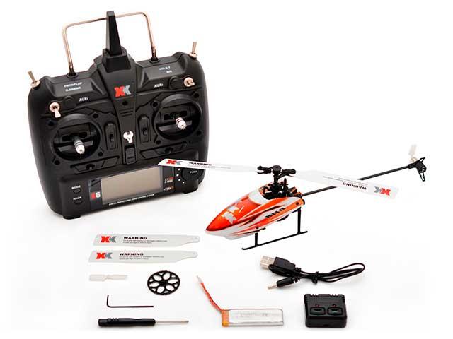 ハイテック 6CH 3D/6G SYSTEM HELICOPER   K110 RTFキット