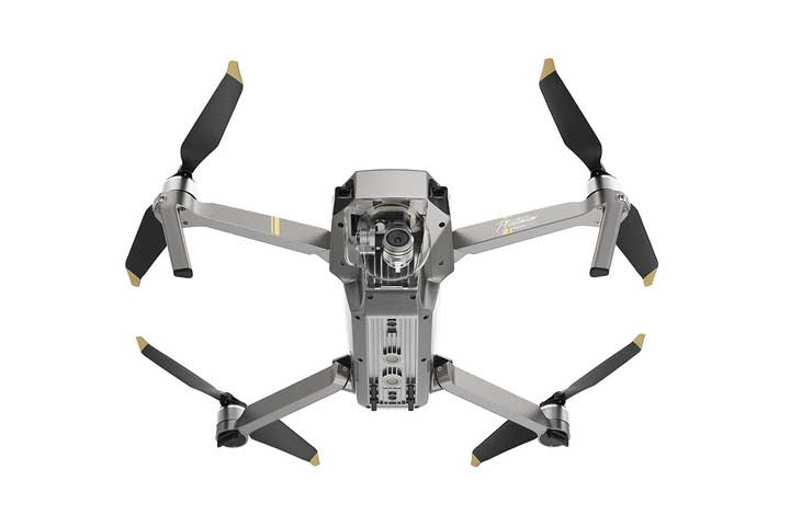 【受注専用商品】DJI Mavic Pro Platinum  Fly More コンボ