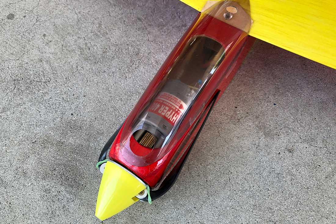 【中古販売】 Climb-400 V2 モーターグライダー