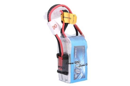 Gens ace 520mAh 11.1V 30C 3S1P Lipoバッテリー JST-SYP plug
