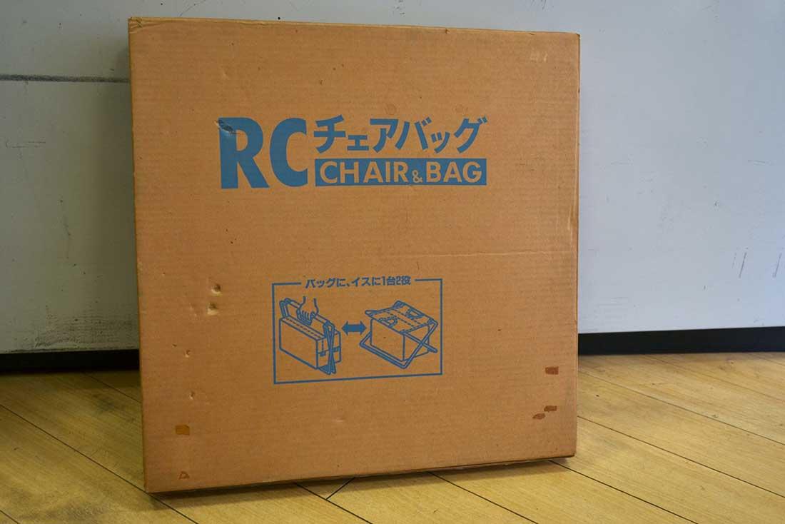 【中古販売】 RCチェアバッグ 未使用 ステッカー1枚入り