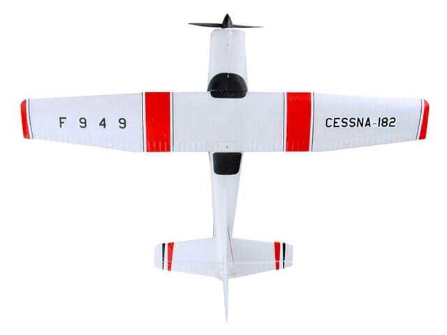 ハイテック   3CH 2.4GHz エアープレーン セスナ-182 WLF949