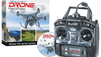 REAL FLIGHT DRONE リアルフライトドローン (ドローン専用) フライトシミュレーター