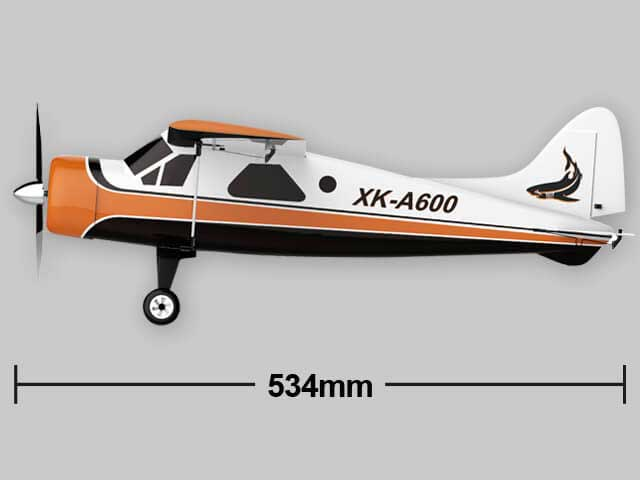 DHC-2 A600 RTFキット